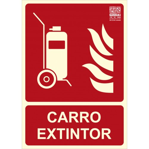 CARRO EXTINTOR A4