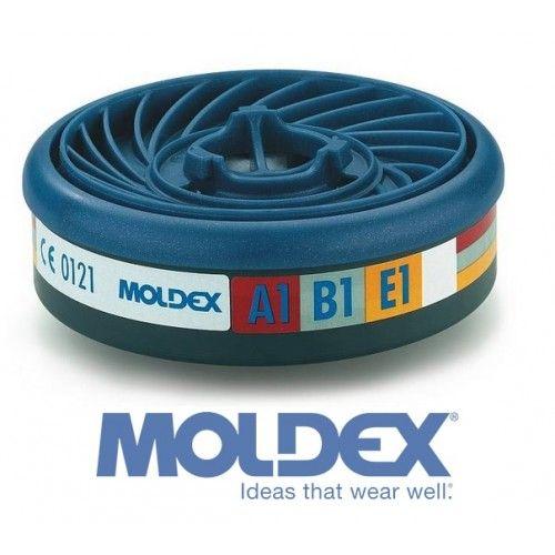 Par filtros ABE1 MOLDEX 9300