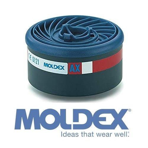 2 filtros AX MOLDEX 9600