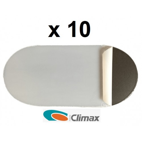 Pack 10 policarbonato exterior pantalla 420 Climax