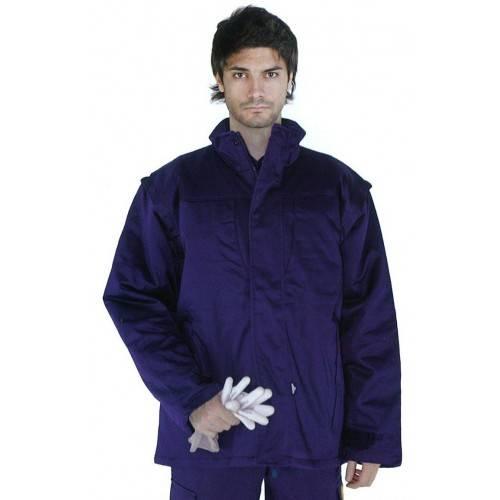 PARKA IGNIFUGA - ANTIESTATICA - CONTRA ARCO ELECTRICO 100% algodón