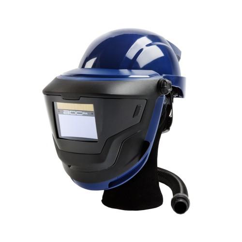 Casco protector con visor de soldar Sundstrom SR 580