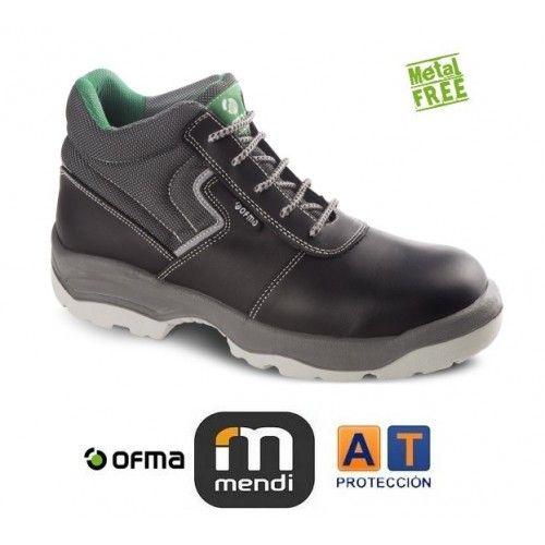 Botas de trabajo Mendi OLIMPIA S3- Metal Free