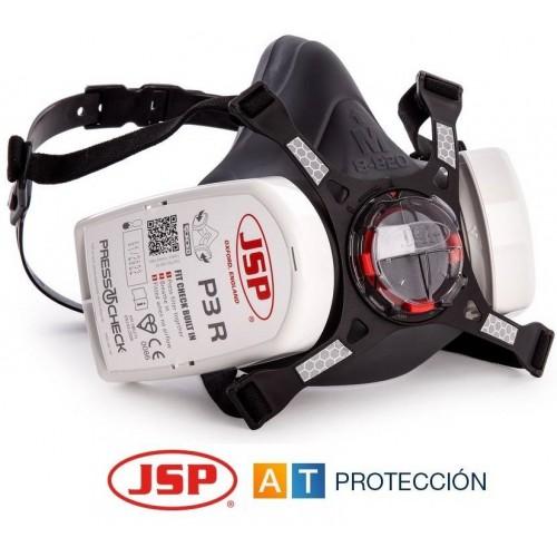 Semimascara JSP Force 8 + Filtro P3R