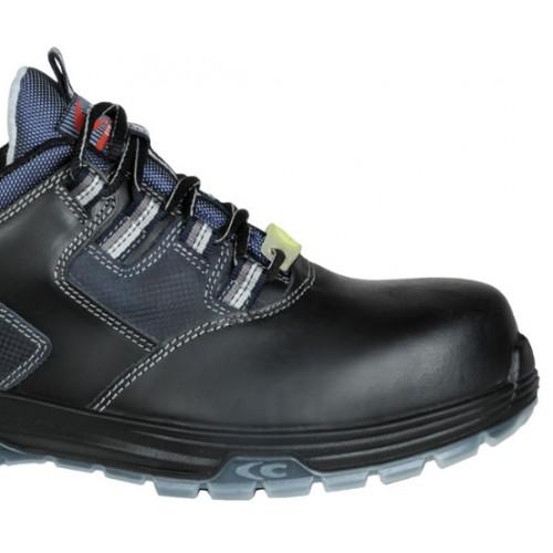 Zapatos Cofra Rap Black S3