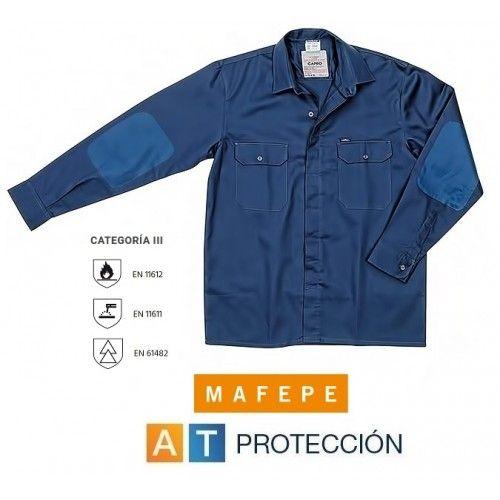 Camisa ignífuga Mafepe Capro