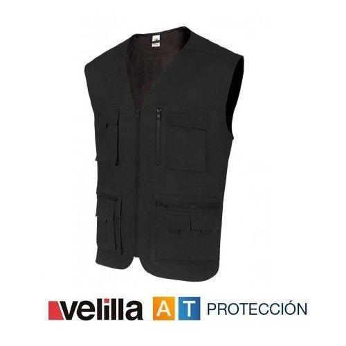 Chaleco multibolsillos Velilla 105901