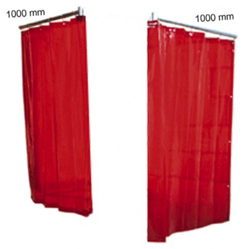 Brazos con cortinas de protección TRANSFLEX