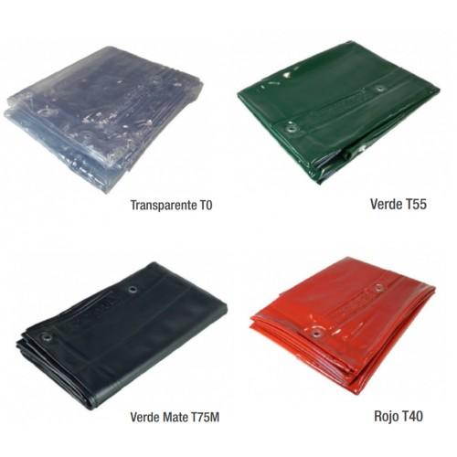 Biombo protección con cortina TRANSFLEX 2100