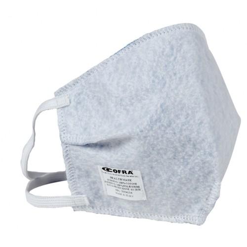 Mascarilla de protección doble capa téxtil