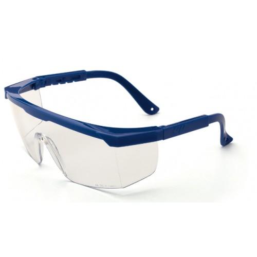 Gafas de seguridad transparentes