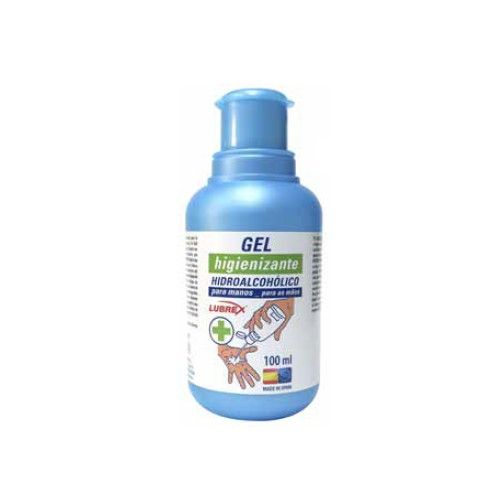 Gel desinfectante manos HIDROALCOHOLICO 100 ml