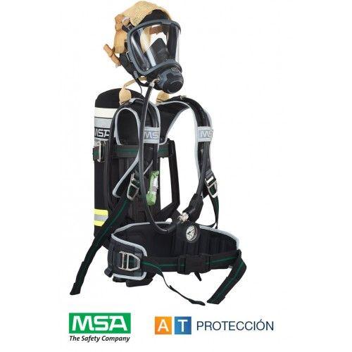 Equipo de respiración autónomo MSA