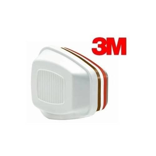 Par filtros 6099 3M ABEK2P3R