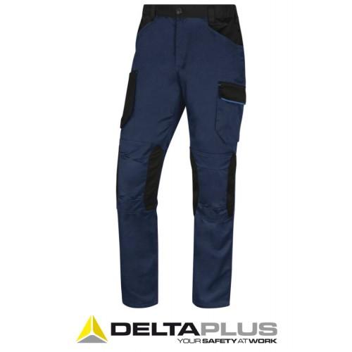 Pantalón de Trabajo DeltaPlus MACH 2 Marino