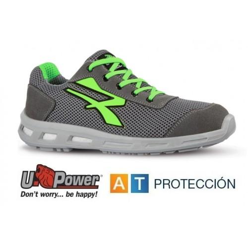 Zapatos U-Power Red Lion Summer S1P SRC ESD