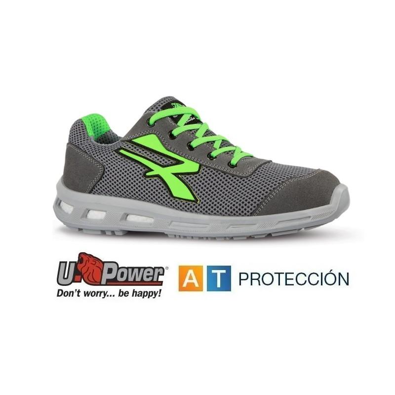 Zapatos U-Power Red Lion Summer S1P