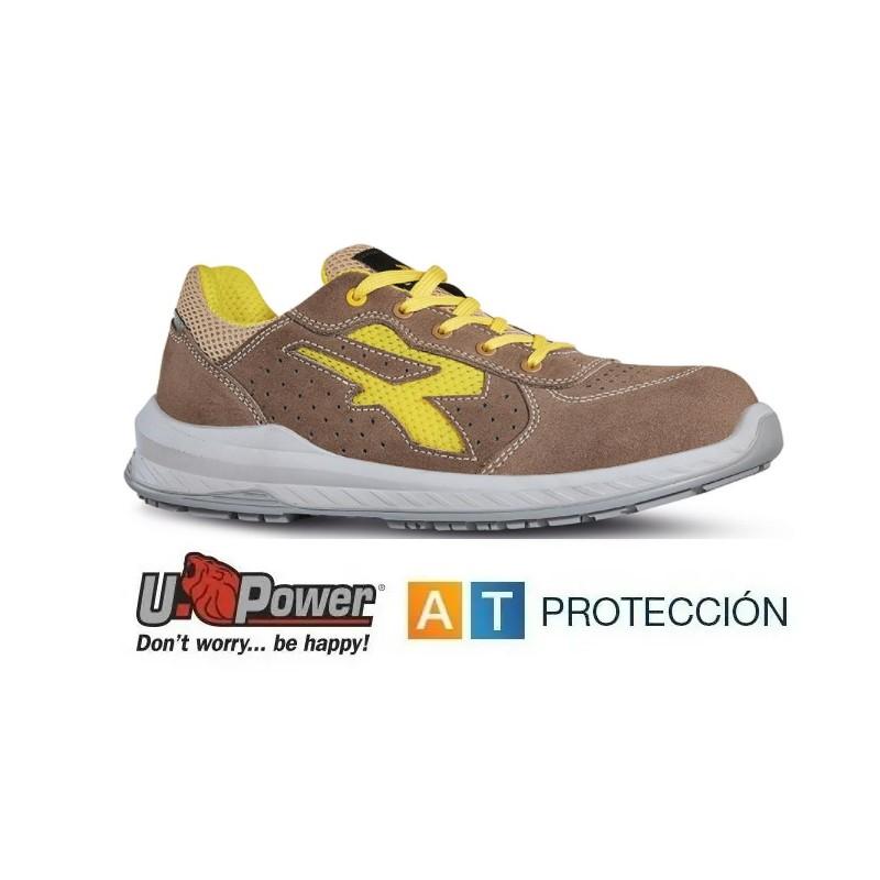 Zapatos U-Power Reflex S1P SRC ESD