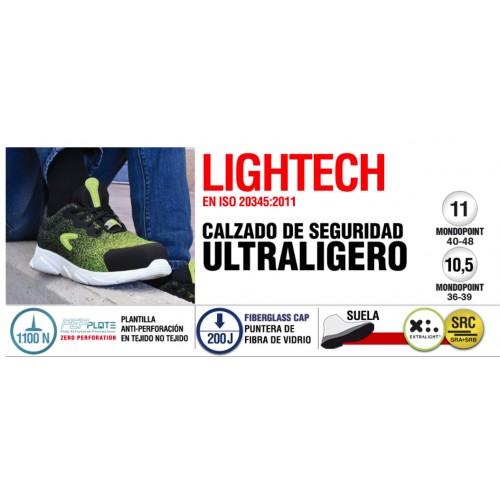 Zapato de Seguridad Cofra SKILL ESD S3 SRC