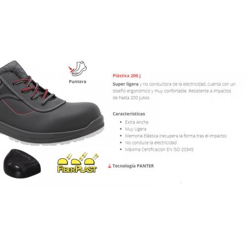 Zapatos PANTER Diamante Link S3 Metal Free