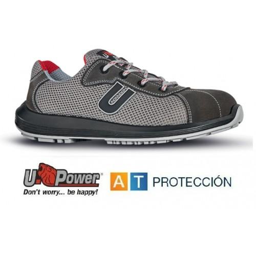 Zapatos U-POWER Coal S1P