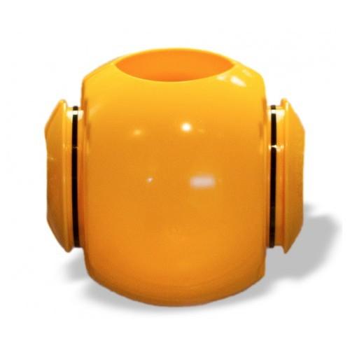 Pack 100 bolas protectoras andamios