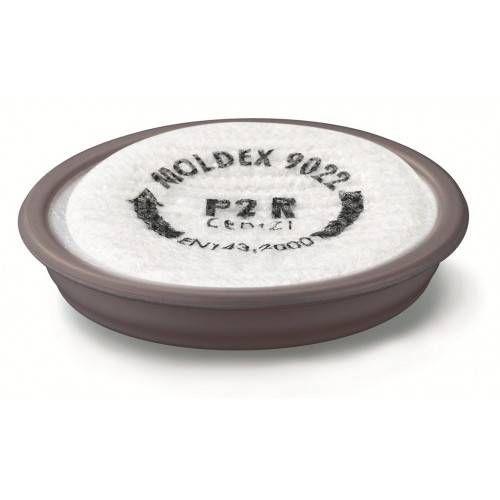 2 filtros P2 carbon activo MOLDEX 9022