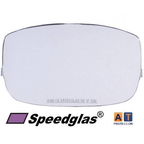 Cubrefiltro Speedglas SERIE 100 Exterior Pack 10 ud.