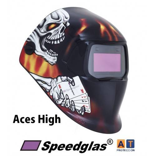 Pantalla Speedglas DIBUJOS tono variable