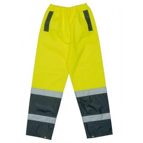 Pantalón alta visibilidad impermeable FAROPAN