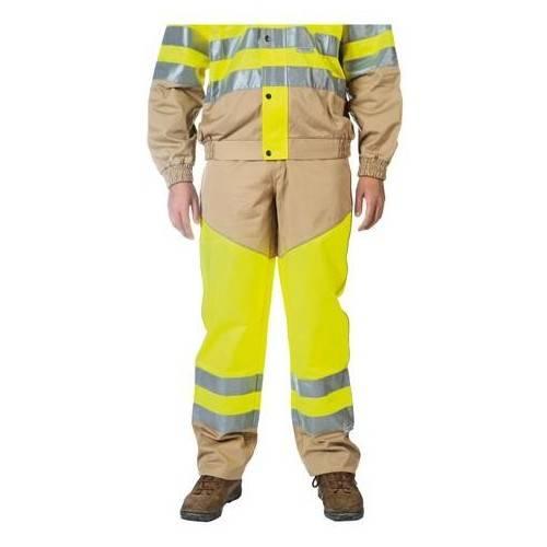 Pantalón alta visibilidad bicolor PRL