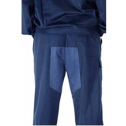Pantalón ignífugo y antiestático permanente FRPPAP