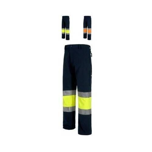 Pantalón con reflectante WORK SHELL S9820