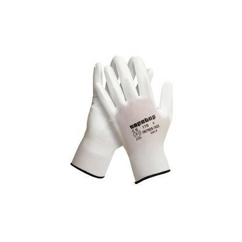 Guantes poliuretano blanco G170 - Outlet