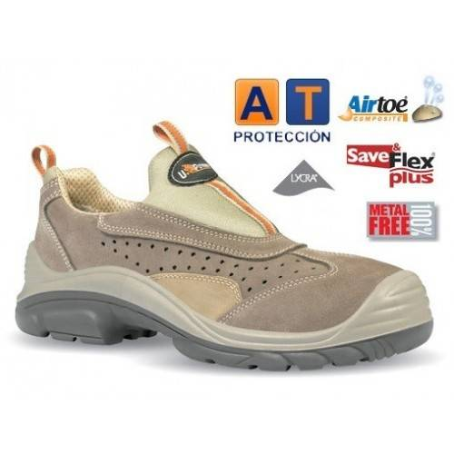 Zapatos U-POWER FIT S1P OUTLET