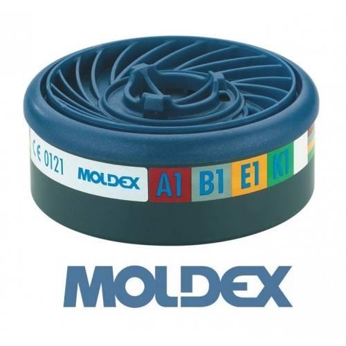 2 filtros ABEK1 MOLDEX 9400