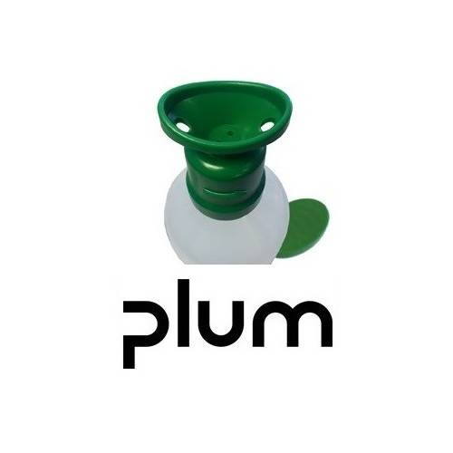 Botella lavaojos 200 ml. pH Netural Plum