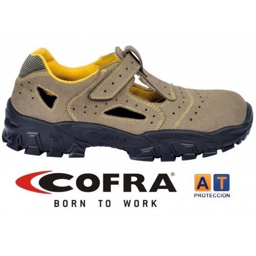 Sandalia COFRA New Brenta S1 P SRC