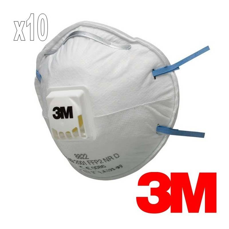 3m for Mascarilla con filtro 3m
