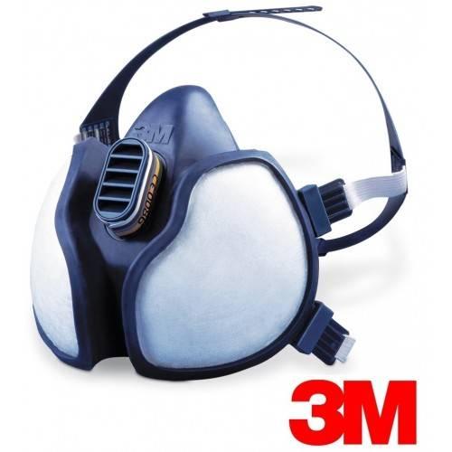 Máscara Antivirus 3M 4251FFA1P2D