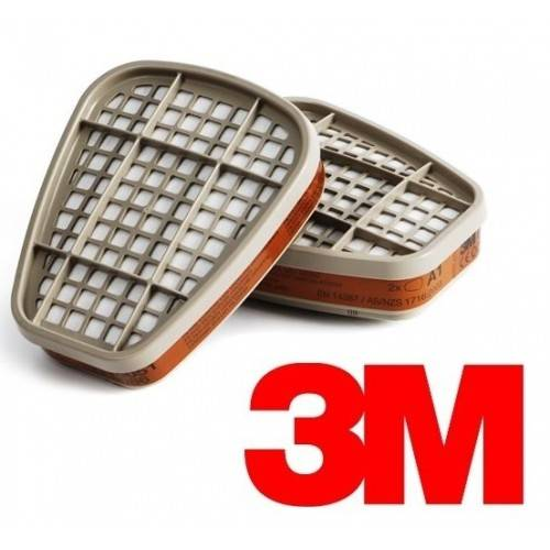Par filtros A1 3M 6051
