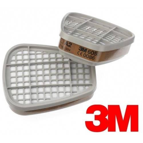 Par filtros 3M A2 6055