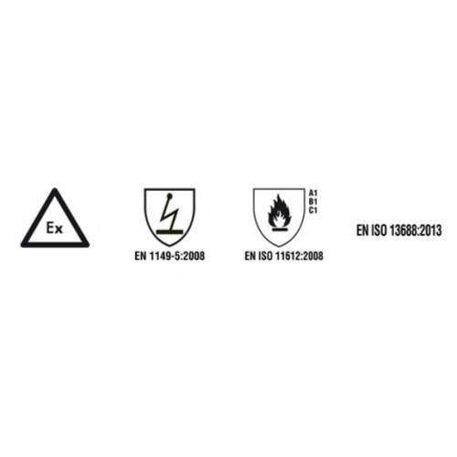 Camiseta ATEX Cofra Fireproof