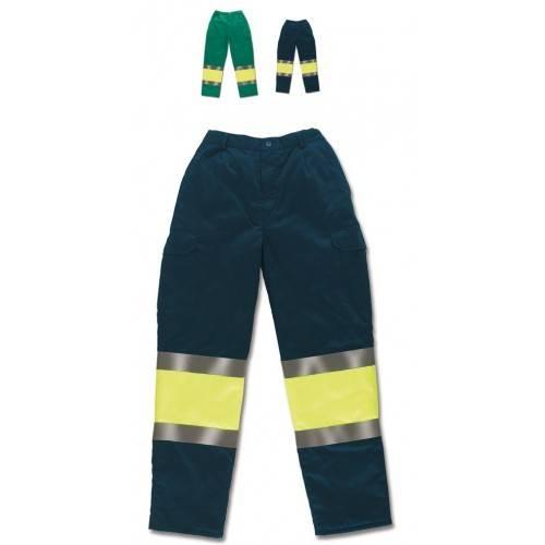 Pantalón alta visibilidad bicolor PFY