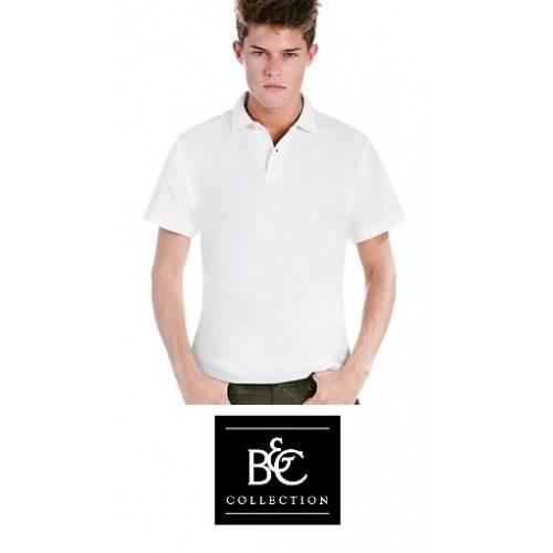 Polo manga corta algodón B&C