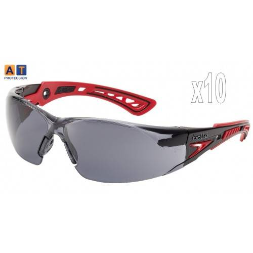 Pack 10 gafas BOLLE RUSH+ solares