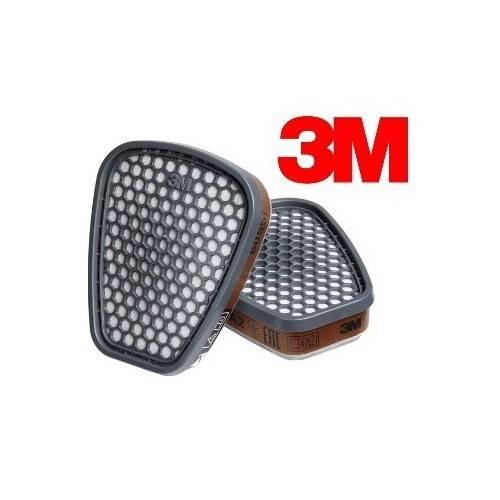 Par filtros 3M ESLI 6055i A2