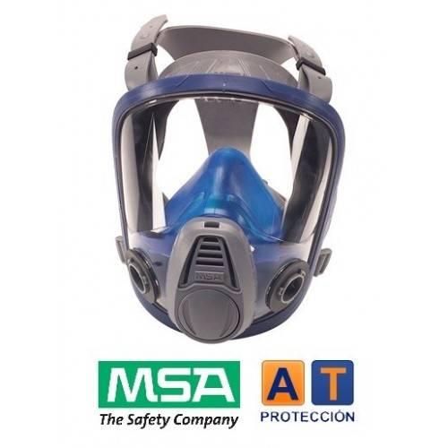 Máscara facial MSA Advantage 3000 doble