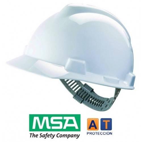 Casco MSA V-Gard Push Key