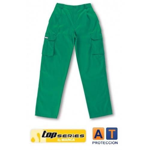 Pantalón tergal multibolsillos PTTOP